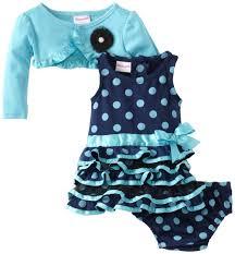 amazon black friday deals doll dress amazon com nannette baby girls newborn 3 piece dotted ruffle
