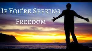 Seeking Song If You Re Seeking Freedom Song Of Freedom Inspiration