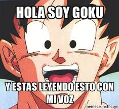 Goku Memes - imagenes de memes de goku graciosos visit now for 3d dragon