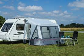 Caravan Pull Out Awnings Quest Leisure Easy Air 350 Lightweight Inflatable Caravan Porch
