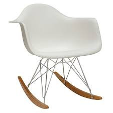 Replica Vitra Chairs Rocking Chair Replica Of Charles Ray Eames Rar Armchair Rocker