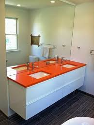 Orange Bathroom Ideas Colors Best 25 Cottage Orange Bathrooms Ideas On Pinterest Cottage