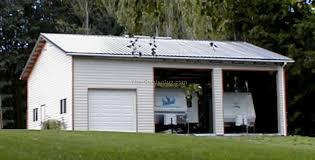 Home Depot Storage Sheds 8x10 by Garage Menards Post Frame Buildings Garage Kits Menards