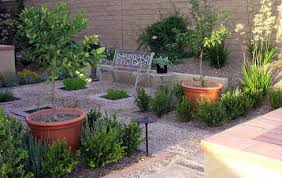 Mediterranean Gardens Ideas A Low Maintenance Charming Courtyard Studio H Landscape Architecture