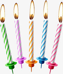 birthday candle birthday candles birthday candle birthday vector png and vector