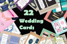 wedding cards wedding card wedding card design bundles