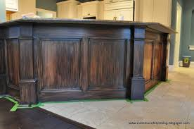 Gel Stain Banister How To Stain Without Pain The Breakfast Bar Evolution Of Style
