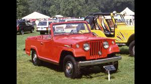 jeep commando hurst jeep commando
