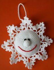 crochet snowflake pattern lots of ideas tutorial crochet