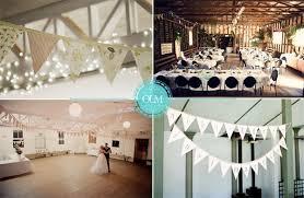 guirlande fanion mariage des guirlandes de fanions pour la décoration de votre mariage