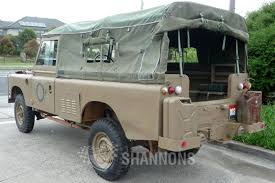 land rover series 1 for sale sold land rover series 3 u0027ex army u0027 utility auctions lot 10
