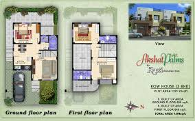 houses plan luxury design 4 layout plan for row house plans plex building with