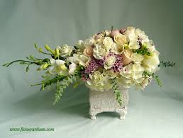 wedding flowers flower arrangements for 50th wedding anniversary