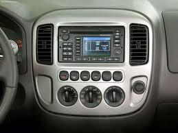 Ford Escape Interior - ford escape hybrid 2005 picture 31 of 54