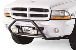 dodge dakota push bar light bar for trucks by westin
