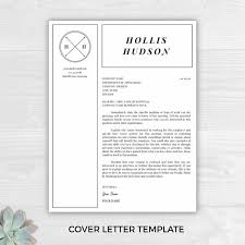 Free Resume And Cover Letter Templates Monogram Resume Template Professional Resume Free Resume