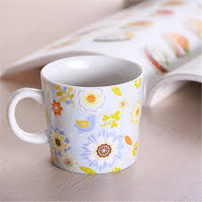 Porcelain Coffee Mugs by Aliexpress Com Buy Cherry Blossom Ceramic Mug Cup Tea Hot Teacup