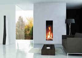 minimalist fireplace decorations minimalist fireplace on living room wall with sofa