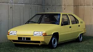 hatchback cars 1980s citroen bx styling perfectly sums up the 1980s