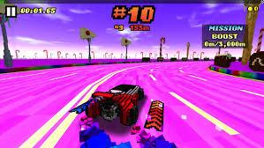 update car racing crash tastic maximum car now available on ios