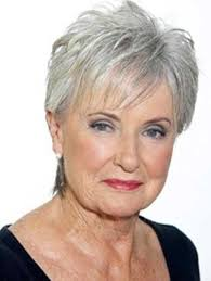 short gray haircuts for women 9 best short grey hairstyles images on pinterest short hair