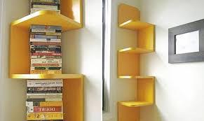 15 corner wall shelf ideas to maximize your interiors shining design corner book shelves unique 15 wall shelf ideas to