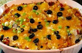 Cooking Light Enchilada Casserole 10 Best Layered Enchilada Casserole With Corn Tortillas Recipes