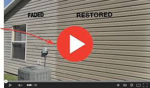 Exterior Paint For Aluminum Siding - restore faded vinyl siding best painting alternate u2013 vinylrenu