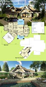 plan 14635rk magnificent curb appeal craftsman house plans