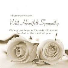condolence card free sympathy card messages condolences with family friends