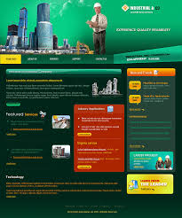 asp templates download for construction company