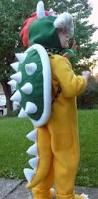 Bowser Halloween Costumes 25 Bowser Costume Ideas Bowser Backpack