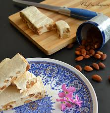 homemade nougat u2013 chef in disguise