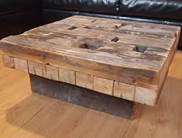 Diy Reclaimed Wood Side Table by Lately Rustic Wood Coffee Table Diy Guide Whole Home And