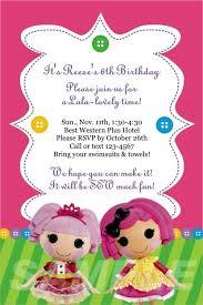 doc 595353 lalaloopsy birthday invitation u2013 sew sweet a