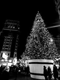 your guideline for december in madrid