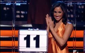 Seeking What S Your Deal Meghan Markle Was A Deal Or No Deal Suitcase Model So What