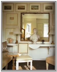 Makeup Vanity Ideas For Small Spaces Small Makeup Vanity Ideas Home Design Ideas