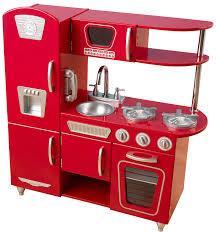 retro kitchen sets attractive kidkraft kitchen sets idea retro