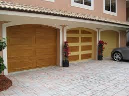Modern Wood Door Modern Wood Garage Doors Vesmaeducation Com