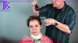 theo knoop new hair today free me of my long hair make over video of jessica by theo