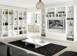 White Library Bookcase by Bespoke Library Bookcases Designed For You By Strachan