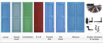 Shutters For Homes Exterior - home depot exterior shutters