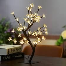 indoor cherry blossom light tree indoor led light cherry