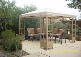 Mainstays Gazebo Replacement Parts by Pergola Gazebo Canopy Replacement Covers With Alluring Gazebo