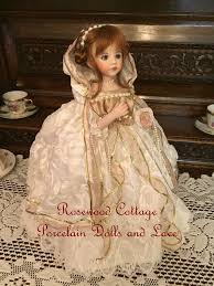 porcelain dolls and lace about me