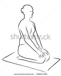 vajrasana stock images royalty free images u0026 vectors shutterstock
