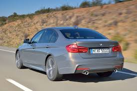 bmw van 2015 new bmw 3 series facelift 2015 revealed by car magazine