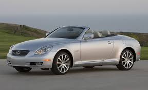how much is a lexus sc430 2010 lexus sc 430 destined to be convertible s finale
