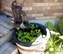 Water Feature Ideas For Small Backyards 17 Beautiful Backyard Pond Ideas For All Budgets Empress Of Dirt